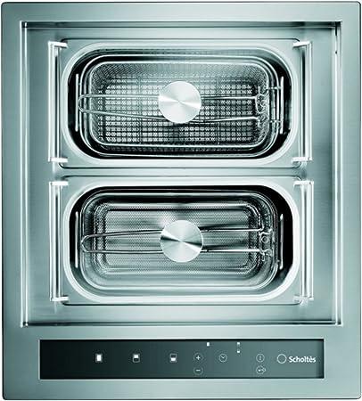 Scholtes MULTIPLO.1 F S built-in Stainless steel fryer - Fryers ...