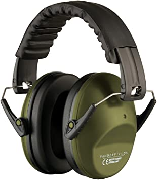 Gehörschutz PELTOR Bull's Eye I für Sportschützen und Militär Kapselgehörschutz