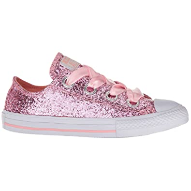 Converse Kids Chuck Taylor All Star Big Eyelets Ox Casual Shoe