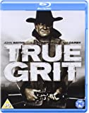 True Grit (1969) [Blu-ray][Region Free]