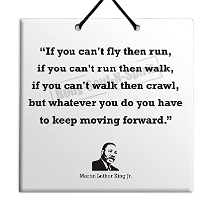 Amazon.com: Martin Luther King Jr. – Quote – cartel para ...