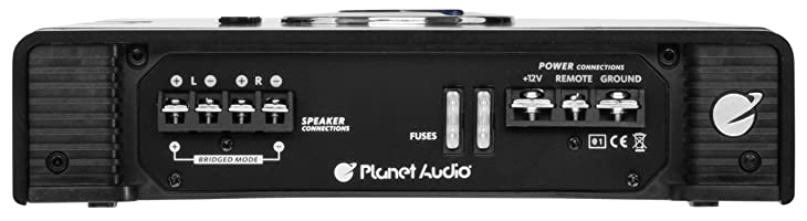 Planet Audio AC2000.2 2-Channel Amplifier