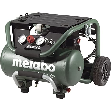 Metabo Power 280-20 W OF - Compresor 2CV 20 litros sin aceite, especial