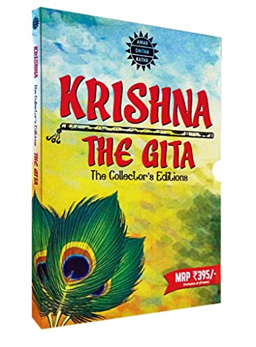 Krishna The Gita : The Collector's Edition