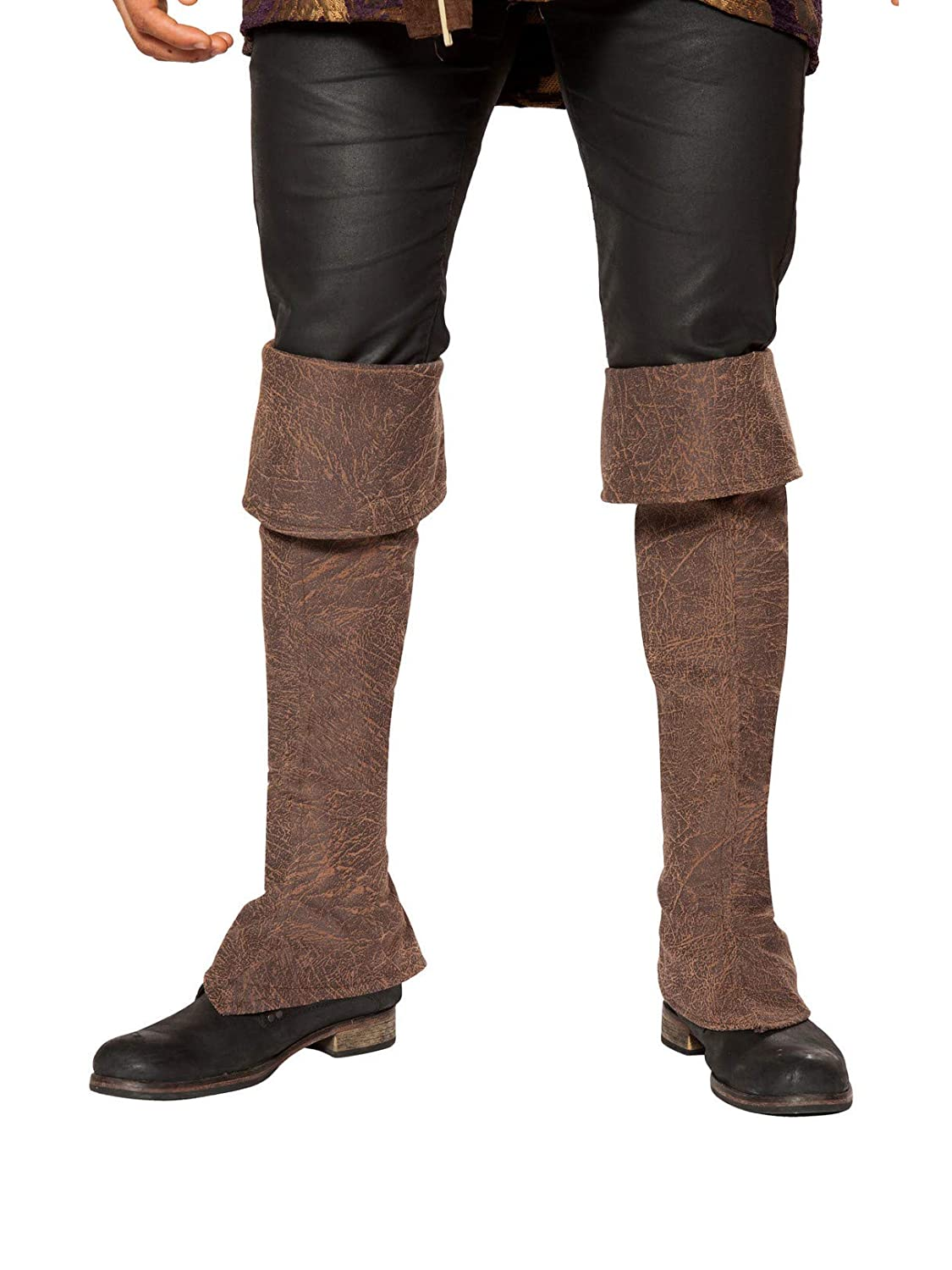 Pirate Boot Covers Roma Costume RM-4650B