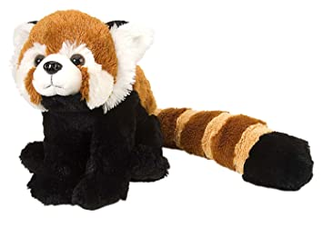 89a77cb84592 Wild Republic Red Panda Plush Soft Toy, Cuddlekins Cuddly Toys, Gifts for  Kids 30cm