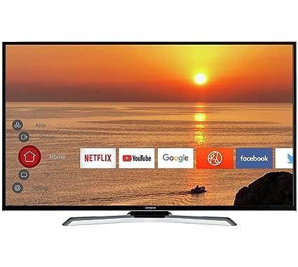 Hitachi 50HK25T74U 50 Inch 4K Ultra HD Smart TV