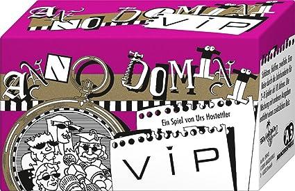 VIP Kartenspiele Anno Domini
