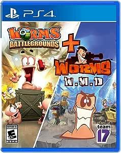Worms Battleground + Worms [video game]
