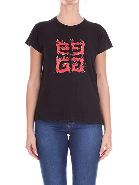 Givenchy BW702D305R Camiseta Mujer S