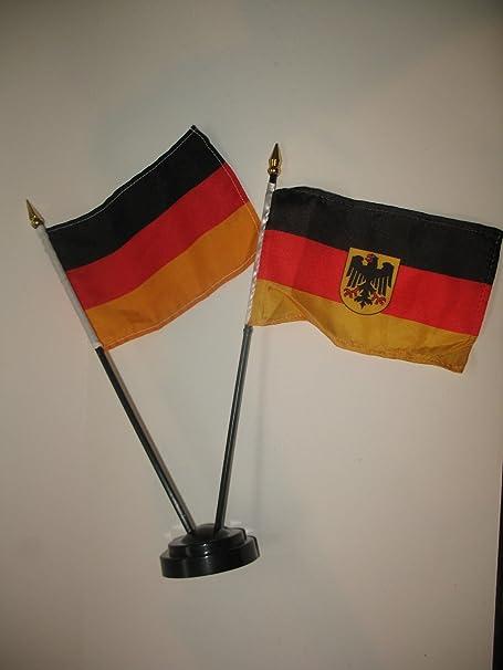 alemán bandera de Alemania Bundeswehr Eagle 4