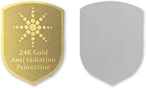 Radiation Protection Stickers Shield EMR, Protection Blocker, EMF Neutralizer Patch Energy Saver Scalar Ion Blocker for Devices Mobile Phones, iPad, Computer, Laptop