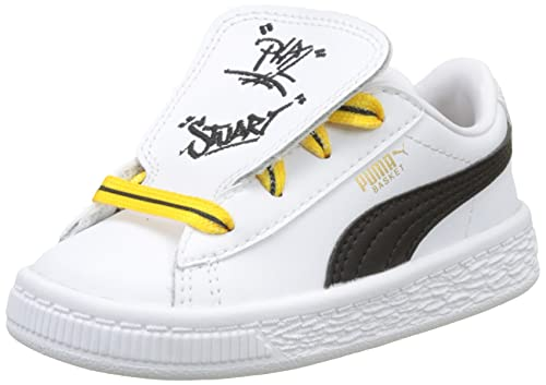Puma Basses Mixte EnfantAmazon TongueSneakers Basket Minions X X8PwOkn0