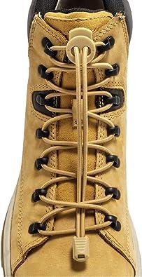 Lock Laces Pour Bottes Lacets élastiques Sans Lacets One Size Amazon Ca Chaussures Et Sacs à Main