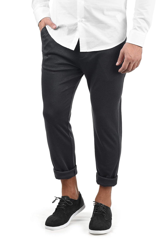 TALLA L. Shine Original Paisly Pantalón De Tela para Hombre Elástico