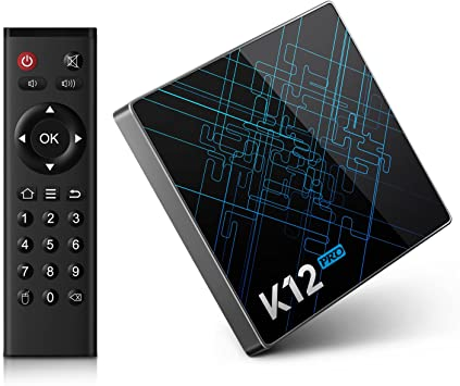 Bqeel K12 Pro Android 6.0 TV Box Amlogic S912 Octa Core 2GB + 32GB eMMC con Doble Banda WiFi Bluetooth 4.1 Smart TV Box: Amazon.es: Electrónica
