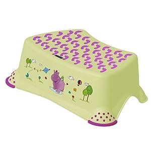 OKT Hippo Tabouret Citron Vert