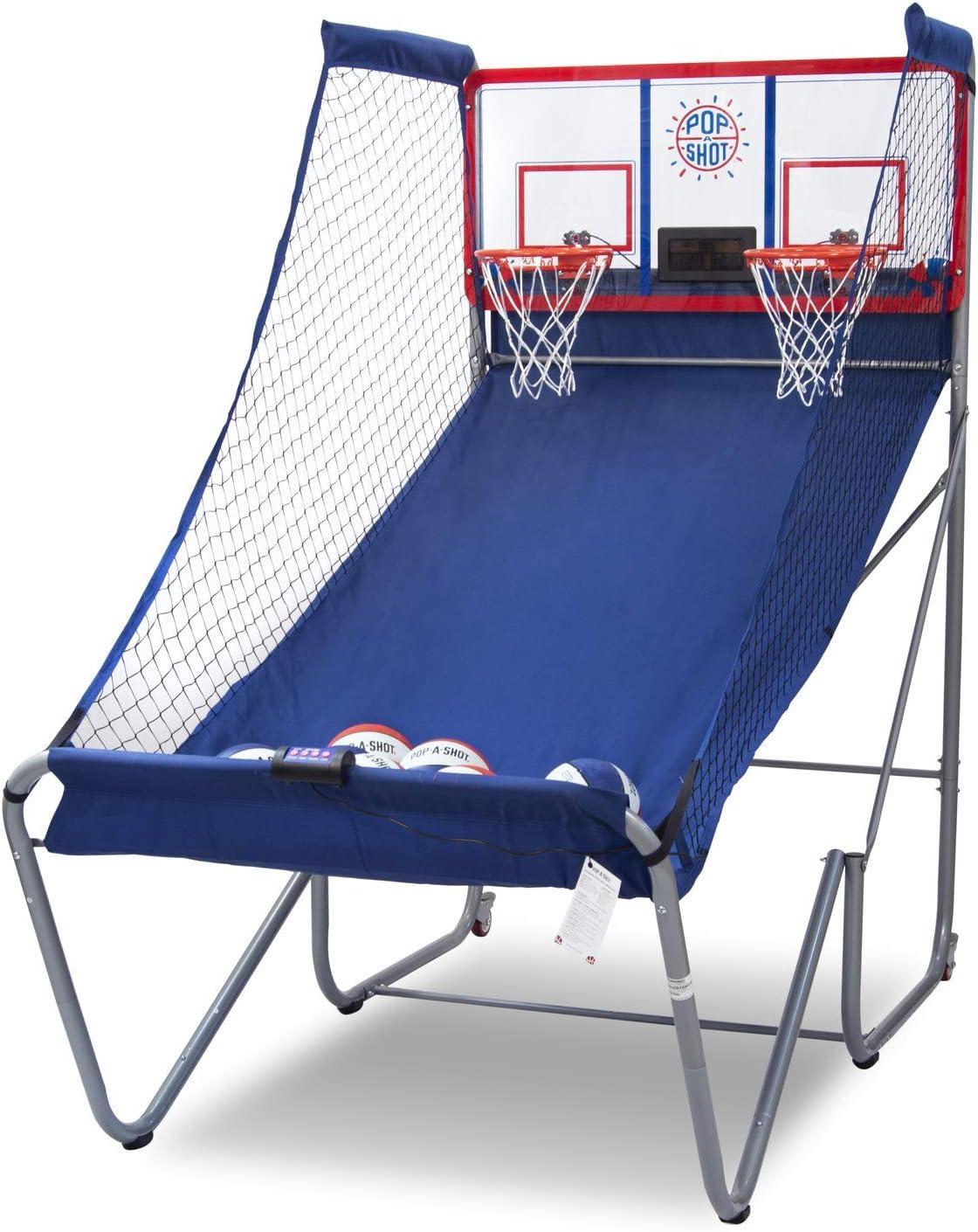 Pop-A-Shot Home Dual Shot Basketball Arcade Game for sale online
