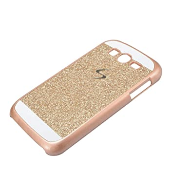 Funda para Samsung Galaxy Grand Neo Plus Carcasa , Sunroyal Bling de Lujo Brillantes PC Carcasa Trasera Flexible Delgada Ultra Thin Parachoque ...