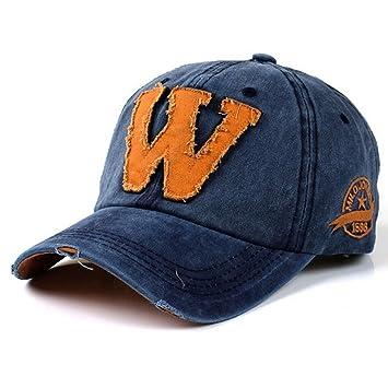 Algodón Gorra de Béisbol - iParaAiluRy Unisex Gorros del Camionero para  Hombre y Mujer - al a21760c0b5a