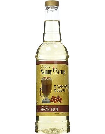Hazelnut -Jordans Skinny Gourmet Syrups Sugar Free, 25.4 Fl OZ