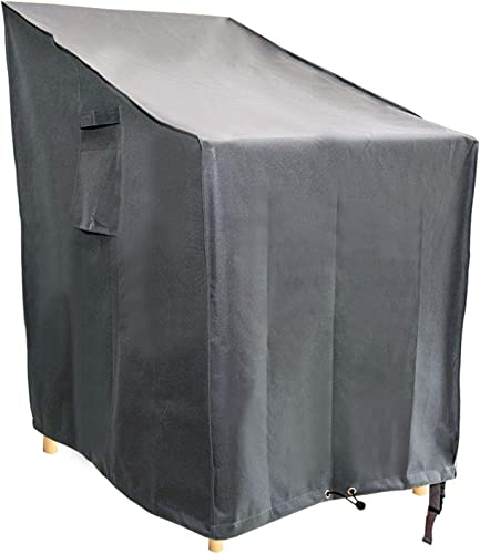 MH M H Waterproof Patio Chair Cover
