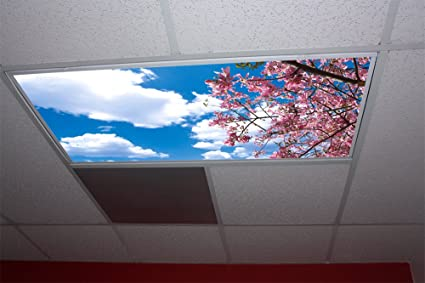 Pink Tree Skypanels - Replacement Fluorescent Light Diffuser