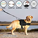 SlowTon No Pull Dog Vest Harness, 2018 New