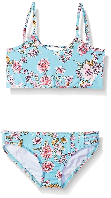 Billabong Girls' Big Blooming Beauty Swim Set Y203LBLO
