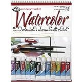 Royal & Langnickel Watercolour Paint Tubes Pad Pack