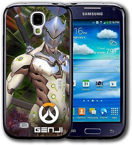 Genji Overwatch Coque Samsung Galaxy S4 Mini (pour S4 MINI) Coque ...