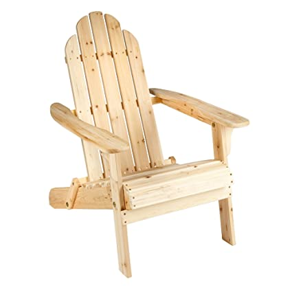 Superbe 2 Pack Solid Cedar Folding Adirondack Chairs