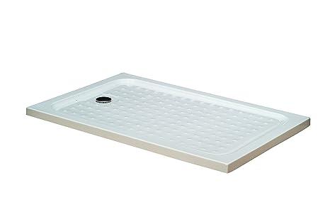 Piatto doccia in plastica dimensioni jt quadrato