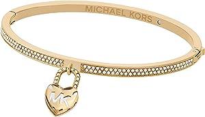 Michael Kors Women's Stainless Steel Bangle Bracelet
