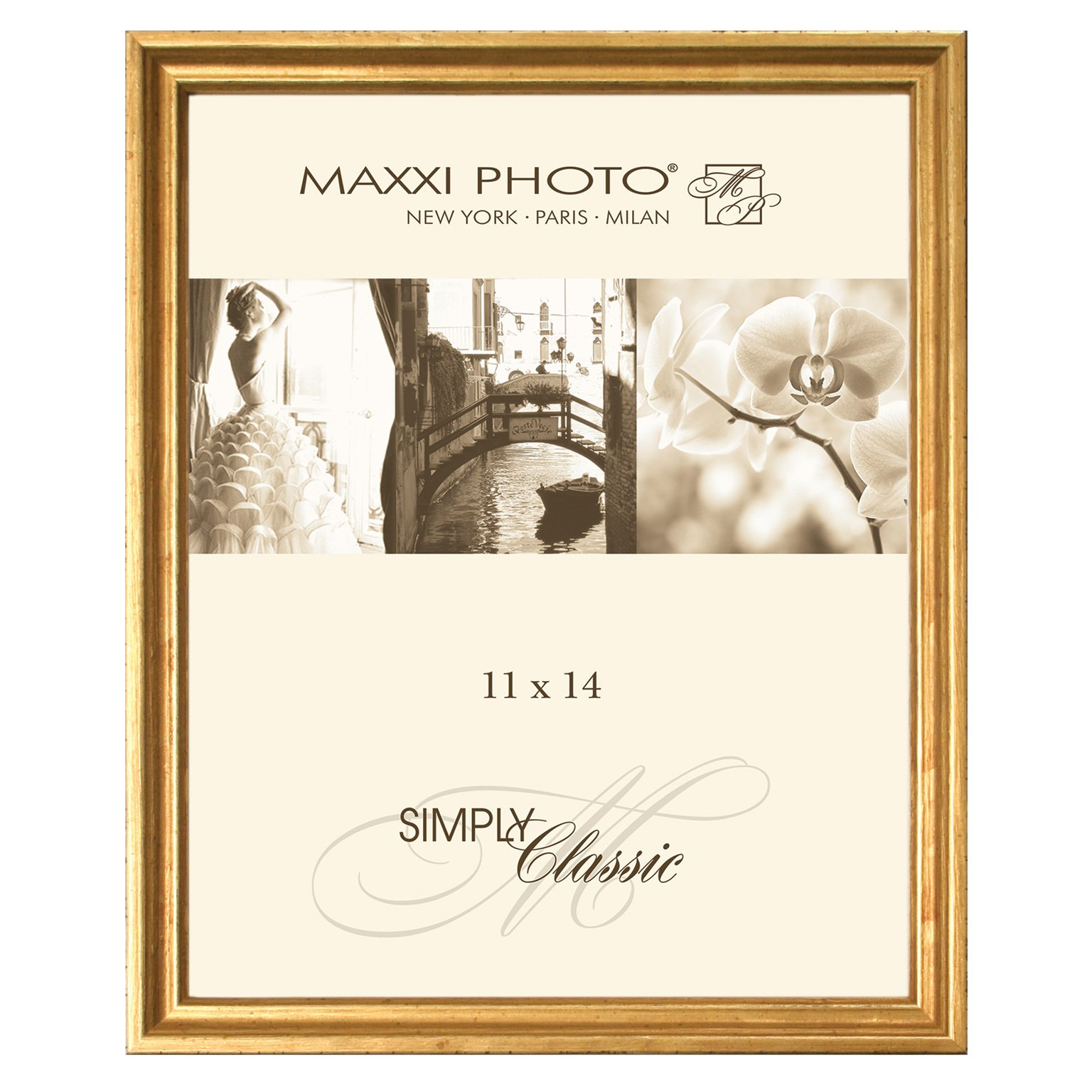 Maxxi Designs Gallery Frame with Sawtooth