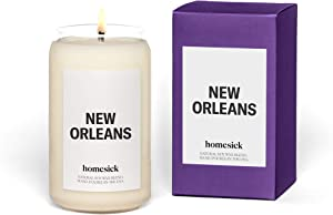 Homesick Scented Candle, New Orleans