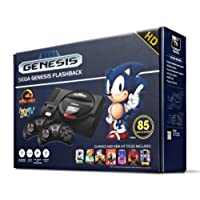 Sega Genesis Flashback HD 2017 Consola 85 juegos incluidos