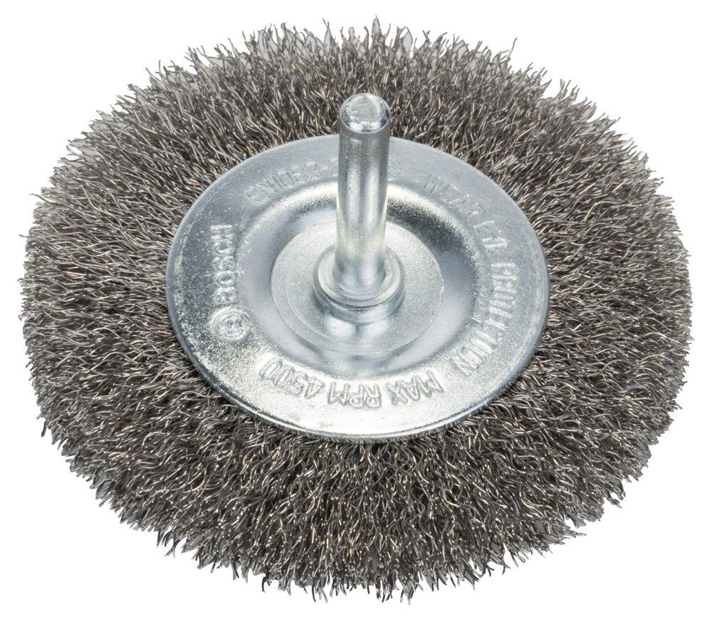 Bosch 2608622123 Brosse circulaire 80 mm 0, 2 mm 4 mm