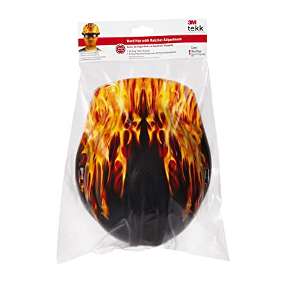 3M AO Safety/3M Tekk 91277 Real Fire Vented Hard Hat