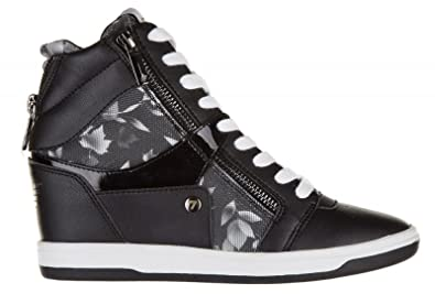 Image Unavailable. Image not available for. Colour  Emporio Armani Women s Scarpe  Sneakers Alte ... 82774a20a5c