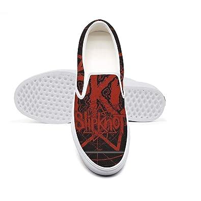 5b0eacae9c292 Amazon.com   Teenagers' Slipon Canvas Casual Sneakers Shoes Low Top ...