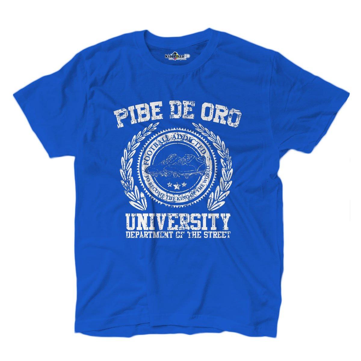 Camiseta camiseta fútbol Vita de Strada Pibe de Oro University Department of the: Amazon.es: Deportes y aire libre