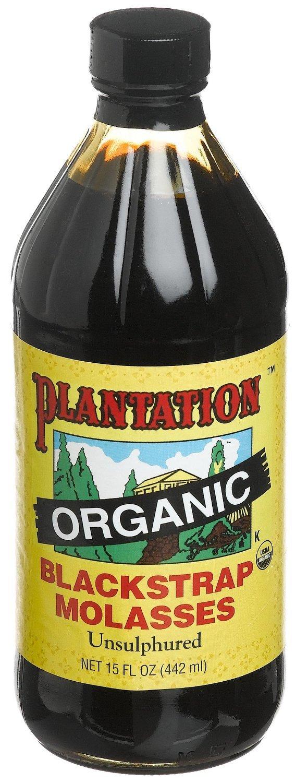 Plantation Organic Blackstrap Molasses (12x15 Oz)