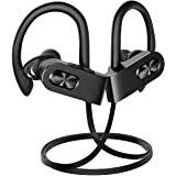 Mpow Flame2 Bluetooth Headphones Sport, 12Hrs & Bluetooth 5.0 Wireless Sport Earphones, IPX7 Waterproof Running Headphones w/