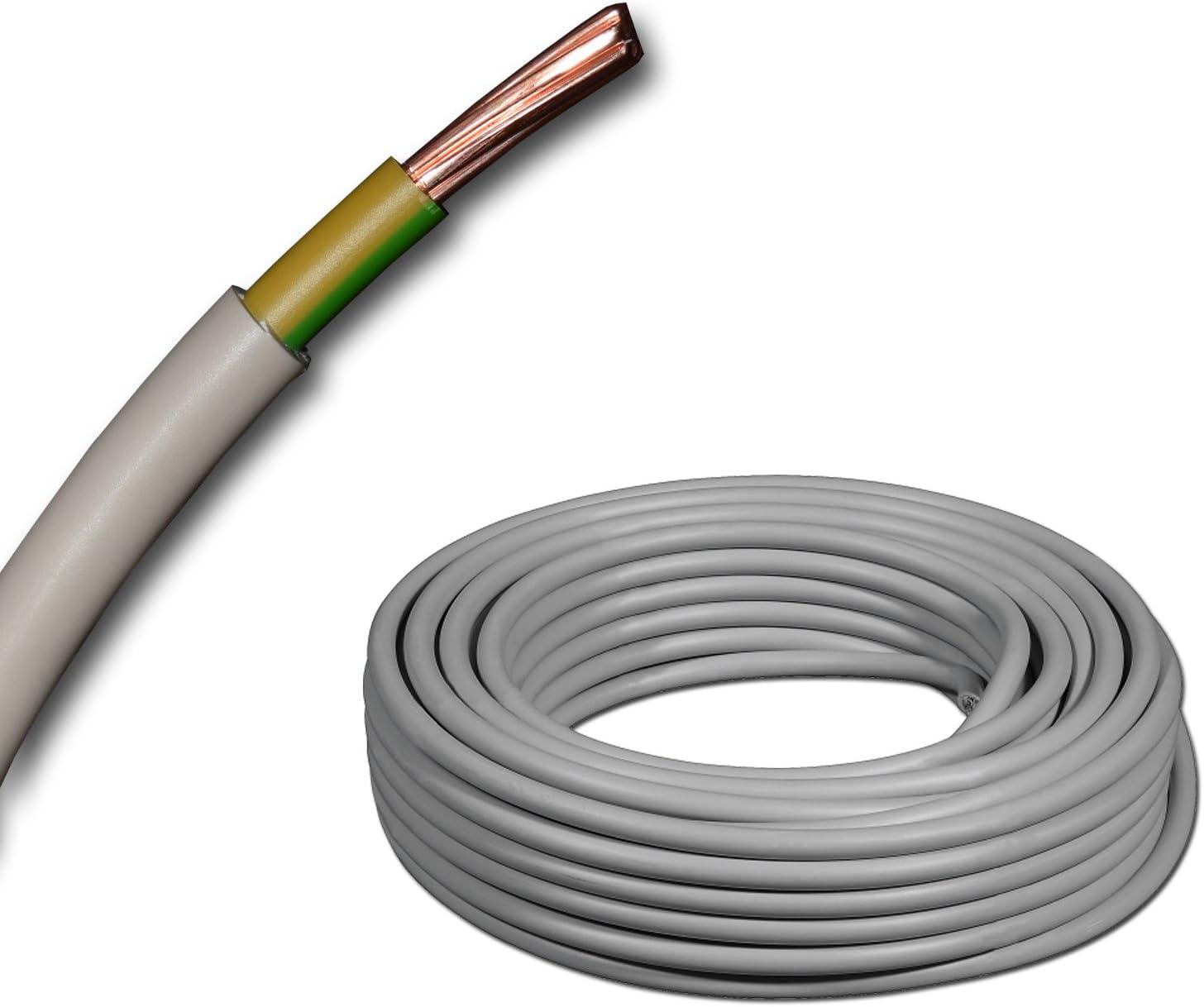 NYY-J Erdungskabel Erdkabel 5x1,5 mm² Meterware NEU Installationskabel