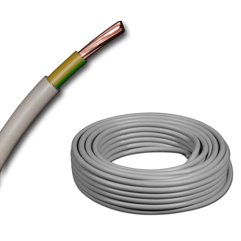 NYM-J Kabel 1 x 16 mm² Erdungsleitung / Erdungskabel / Meterware ...