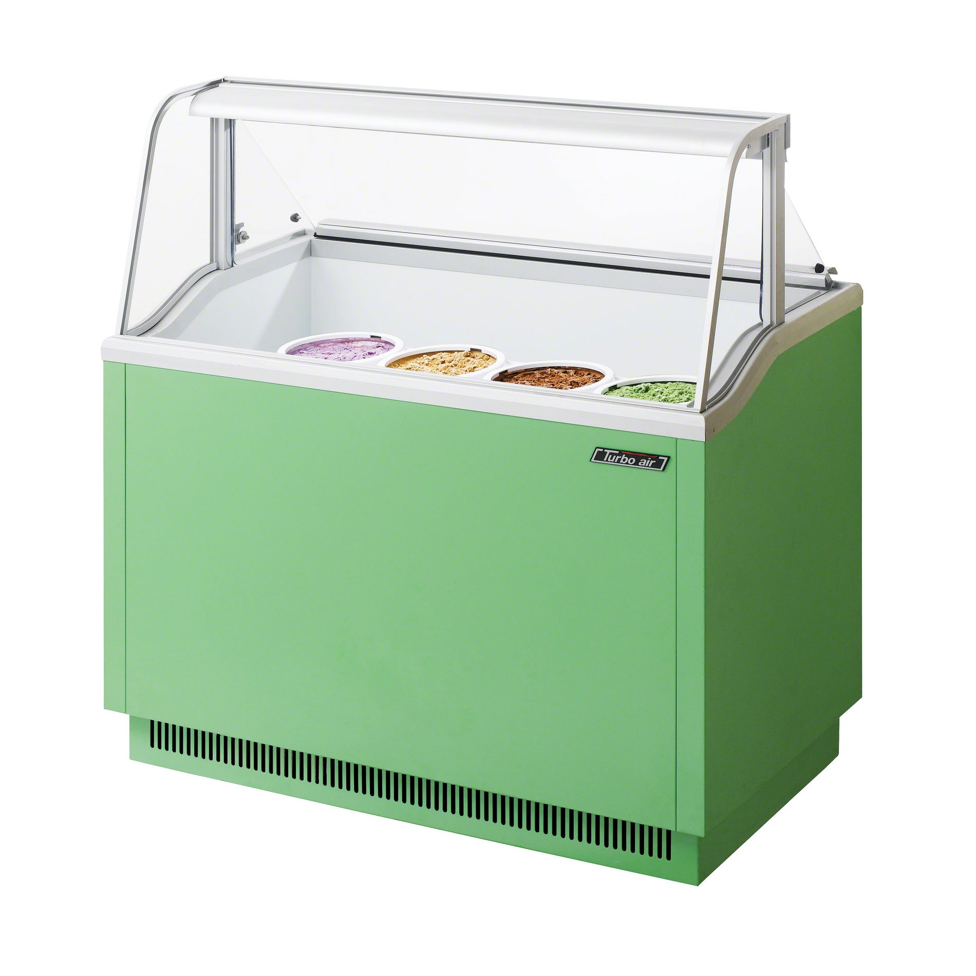 Turbo Air (TIDC-47) - 47'' Ice Cream Dipping Cabinet