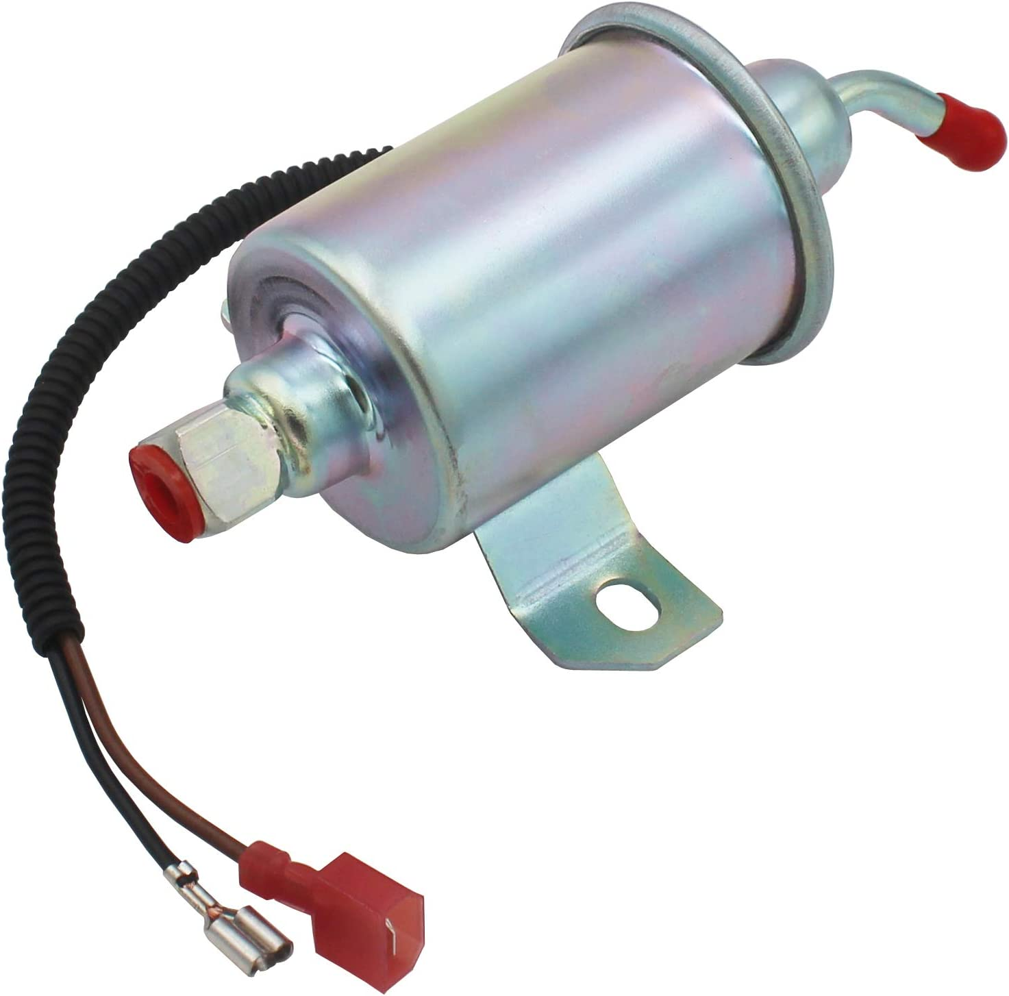 Electric Fuel Pump Replaces of Cummins model# A029F889 ONAN #149-2311#149-2311-02 Airtex E11006 Spectra SP8124 Herko Automotive RV004.