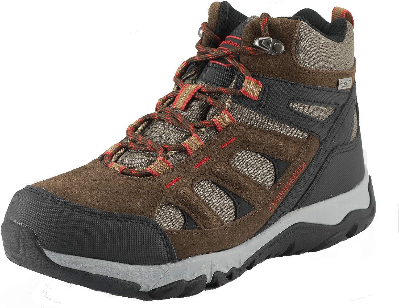 Qomolangma Women's Waterproof Hiking Shoes Lightweight Non-Slip