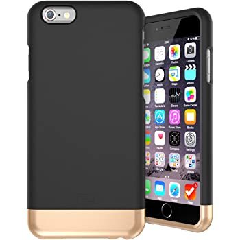 Encased SHIELD Ultra-thin Protective Case for Apple iPhone 6 Plus / 6S Plus - Smooth Black